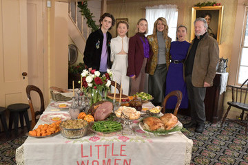 Chris Cooper Little Women Orchard House Photo Call