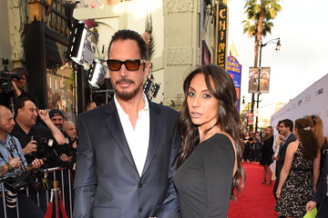 Chris Cornell Premiere of Open Road Films' 'The Promise' - Red Carpet