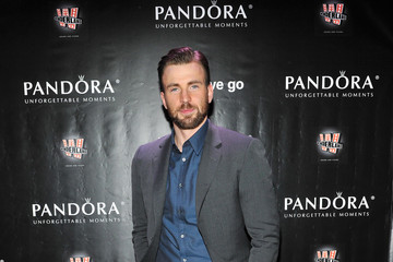 """Chris Evans PANDORA Jewelry Presents """"Before We Go"""" Cocktail Reception With Chris Evans"""