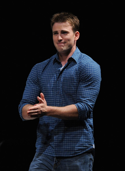 Chris evans marvel pictures to pin on pinterest