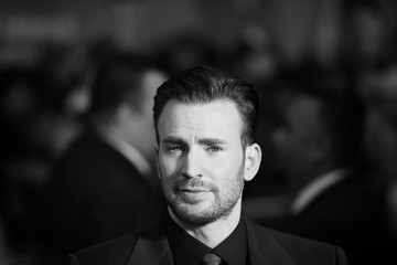 Chris Evans An Alternative View of Radius and G4 Productions' 'Before We Go'