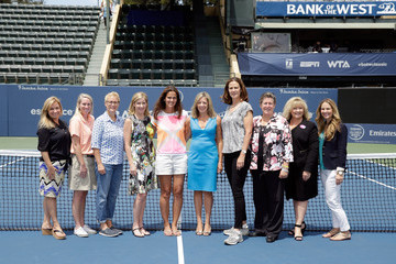 Chris Evert Pam Shriver Bank of the West Classic: Day 7