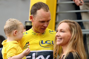 Chris Froome Chris Froome Wins the Tour de France