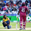 Chris Gayle Sri Lanka v West Indies - ICC Cricket World Cup 2019