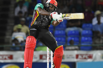 Chris Gayle St Kitts & Nevis Patriots vs. Barbados Tridents - 2018 Hero Caribbean Premier League (CPL) Tournament