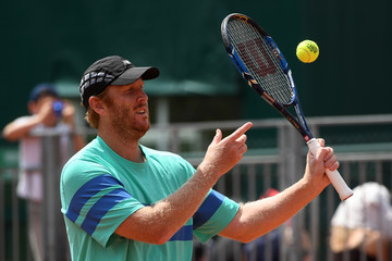 Chris Guccione 2016 French Open - Day Four