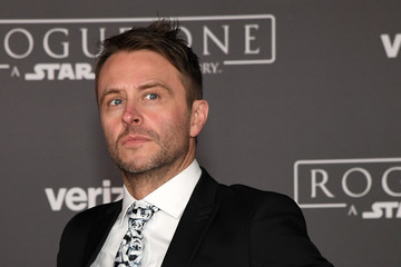 Chris Hardwick Premiere of Walt Disney Pictures and Lucasfilm's 'Rogue One: A Star Wars Story' - Arrivals