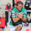 Chris Harris Sale Sharks vs. Newcastle Falcons - Gallagher Premiership Rugby