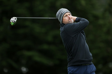 Chris Harrison AT&T Pebble Beach Pro-Am - Round Two