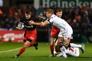 Chris Henry Ulster Rugby v Saracens - European Rugby Champions Cup