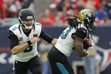 Chris Ivory Jacksonville Jaguars v Houston Texans