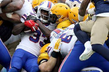 Chris Ivory Buffalo Bills vs. Green Bay Packers