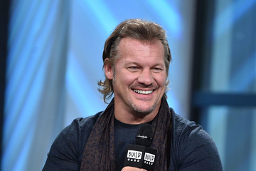 Chris Jericho Build Presents Chris Jericho Discussing His New Book 'No Is a Four-Letter Word'