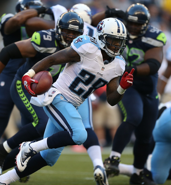 Chris+Johnson+Tennessee+Titans+v+Seattle