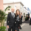 Chris Judd Celebrities Attend Derby Day