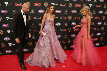 Chris Judd 2018 Brownlow Medal - Arrivals