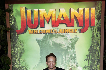 Chris Kattan Premiere of Columbia Pictures' 'Jumanji: Welcome to the Jungle' - Red Carpet