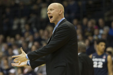 Chris Mack Xavier v Villanova