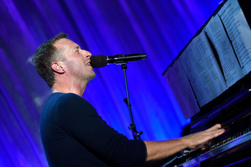 Chris Martin WCRF's 'An Unforgettable Evening' Presented By Saks Fifth Avenue - Inside