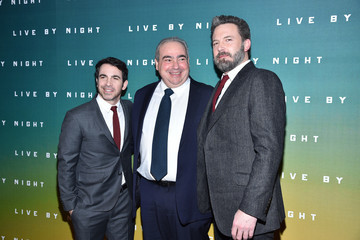 Chris Messina 'Live by Night' Paris Premiere At UGC Normandy