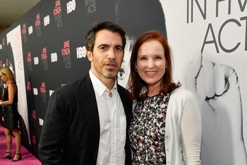 Chris Messina Premiere Of HBO's 'Jane Fonda In Five Acts' - Red Carpet