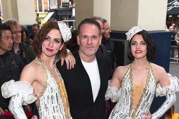 "Chris Moyles The Duchess Of Cambridge Attends The Opening Night Of ""42nd Street"" In Aid Of The East Anglia Children's Hospice"