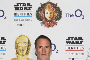 Chris Moyles Advance Preview For Star Wars Identities at The O2