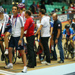 Chris Newton UCI Track Cycling World Cup: Day 1