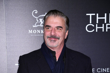Chris Noth IFC And The Cinema Society Host A Screening Of 'Three Christs'