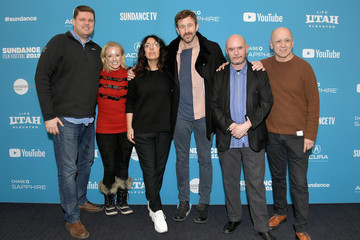 Chris O'Dowd Nick Hornby 2019 Sundance Film Festival - 'State Of The Union' Premiere