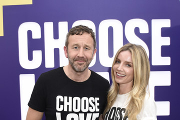 Chris O'Dowd Choose Love Launches In Los Angeles On Giving Tuesday