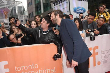 "Chris O'Dowd 2015 Toronto International Film Festival - ""The Program"" Premiere - Red Carpet"
