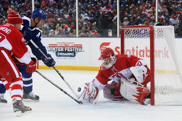 Chris Osgood Bridgestone NHL Winter Classic: Alumni Games