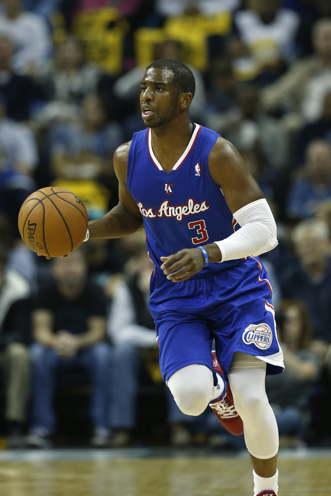 Chris+Paul+Los+Angeles+Clippers+v+Memphi