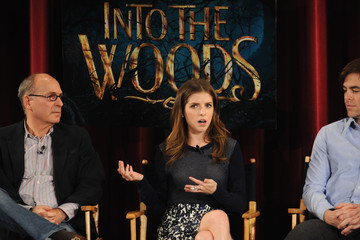 "Chris Pine Cast And Filmmakers Q&A At Screening Of ""Into To Woods"""