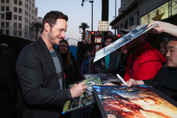 "Chris Pratt Premiere Of Disney And Pixar's ""Onward"" - Red Carpet"