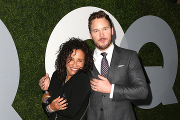 Chris Pratt Arrivals at the GQ Men of the Year Party