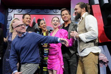Chris Pratt Premiere Of Warner Bros. Pictures' 'The Lego Movie 2: The Second Part' - Red Carpet