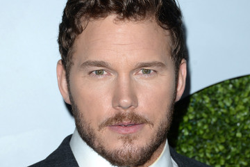 Chris Pratt Arrivals at the GQ Men of the Year Party — Part 2