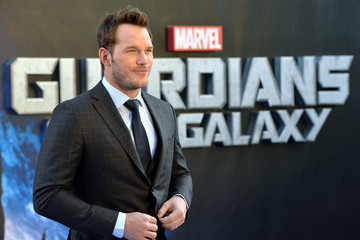 Chris Pratt 'Guardians of the Galaxy' Premieres in London — Part 2