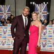 Chris Robshaw Pride Of Britain Awards 2019 - Red Carpet Arrivals