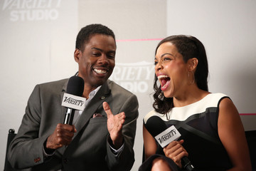 Chris Rock Variety Studio Presented By Moroccanoil At Holt Renfrew - Day 3 - 2014 Toronto International Film Festival