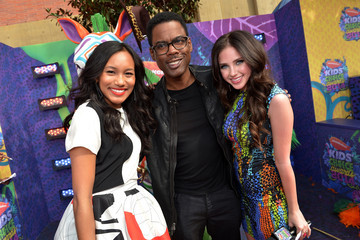 Chris Rock Nickelodeon's 27th Annual Kids' Choice Awards - Red Carpet