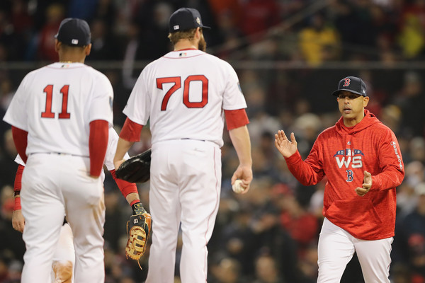 World Series - Los Angeles Dodgers vs. Boston Red Sox - Game One