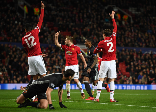 Image result for smalling and lindelof