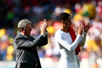 Chris Smalling Costa Rica v England: Group D