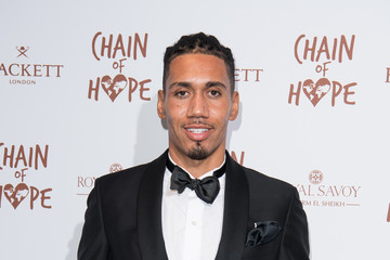 Chris Smalling Chain Of Hope Gala Ball - Red Carpet Arrivals