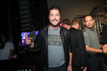 Chris Soules 2016 iHeartRadio Music Festival - Night 1 - Backstage