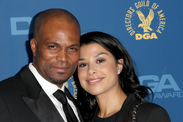 Chris Spencer with beautiful, cute, Wife Vanessa Rodriguez