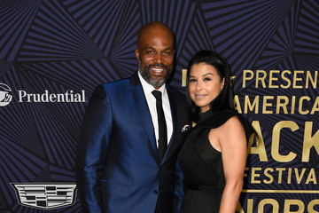 Chris Spencer BET Presents the American Black Film Festival Honors - Arrivals